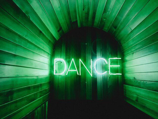 Gud, kroppen och dansglädjen